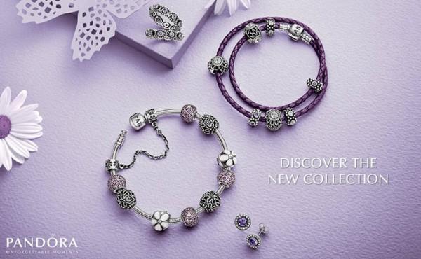 丹麦珠宝品牌 Pandora 2015年销售额同比大涨 40%