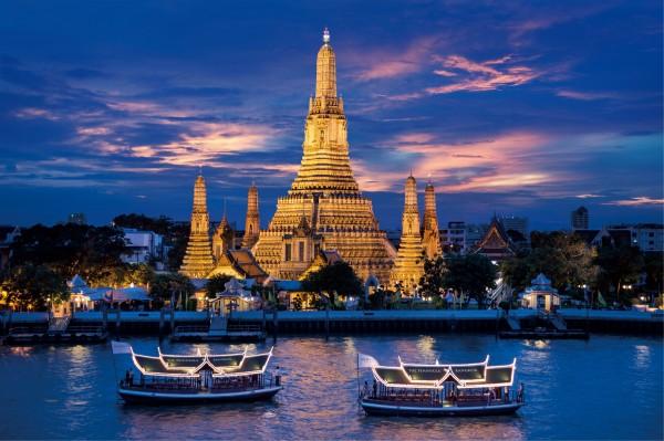 到泰国的国际游客数创历史新高,中国人最多,去年800万