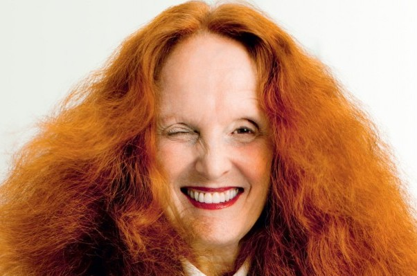 美国版《 Vogue》创意总监 Grace Coddington 宣布卸任