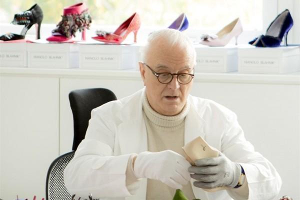 西班牙鞋履设计大师 Manolo Blahnik 纪录片《Manolo》将登陆大银幕