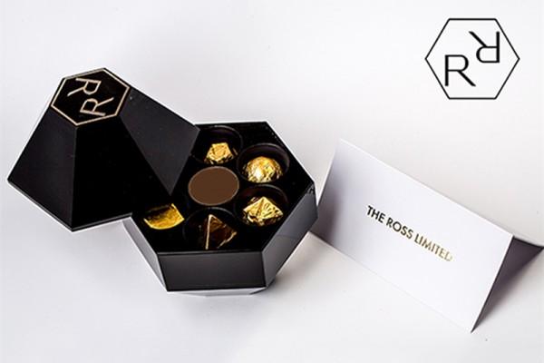 全球最贵巧克力套装,向费雯丽、赫本、梦露致敬