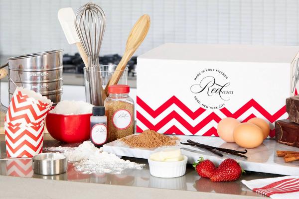 让人人都能成为甜品大师!纽约 Red Velvet女创始人分享创业心得