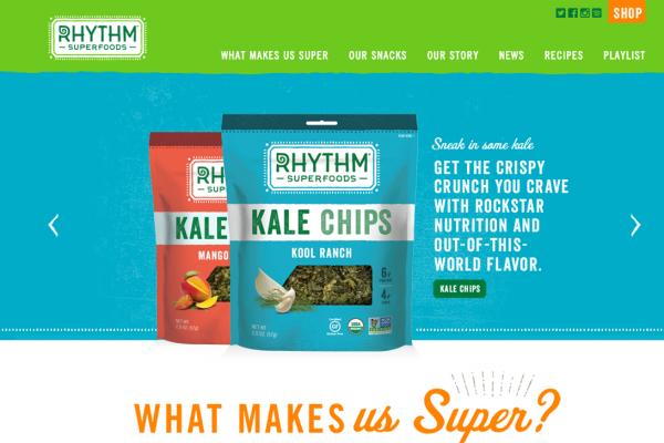 健康零食领军企业 Rhythm Superfoods 完成300万美元C轮融资,通用磨坊领投