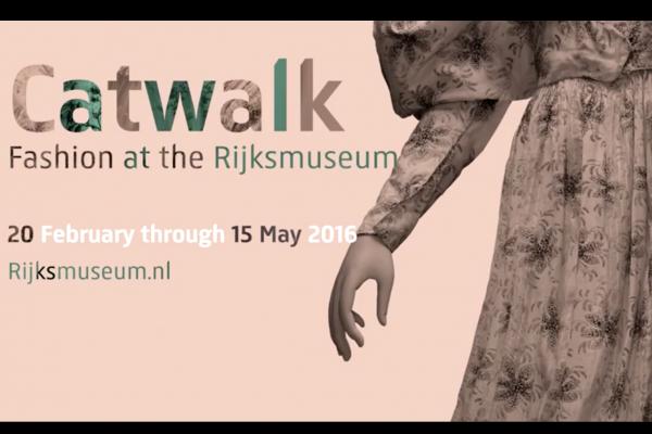 荷兰阿姆斯特丹国立美术馆首办时装回顾展:藏品跨度300多年