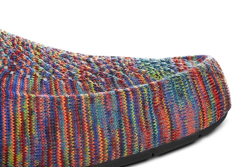 世界首款3D编织鞋履 JS Shoes 问世