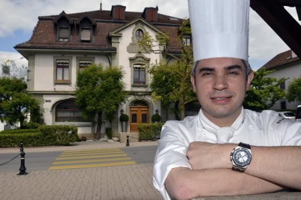 La Liste 全球最佳餐厅的瑞士籍法国名厨自杀身亡,享年 44岁