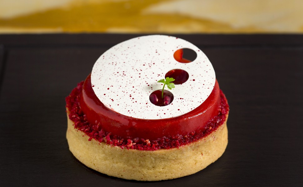 the_cafe_-_strawberry_yoghurt_tart