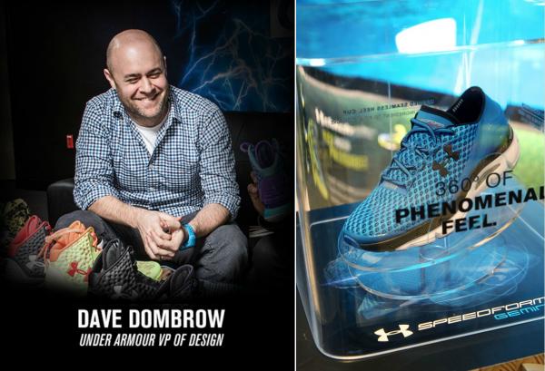不惜等他一年!Nike 从Under Armour 夺回产品设计核心高管