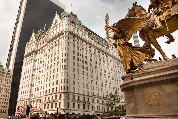 纽约地标建筑 Plaza Hotel 或将于 4月拍卖