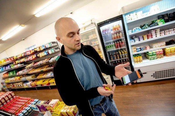 瑞典奶爸的 24小时无人看守便利店,迎客、购物、结账只靠一款app