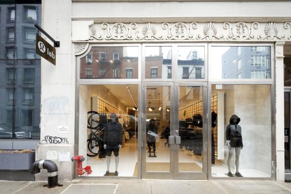 Lululemon Lab 美国首家前卫服饰实验店揭幕,超多炫酷细节
