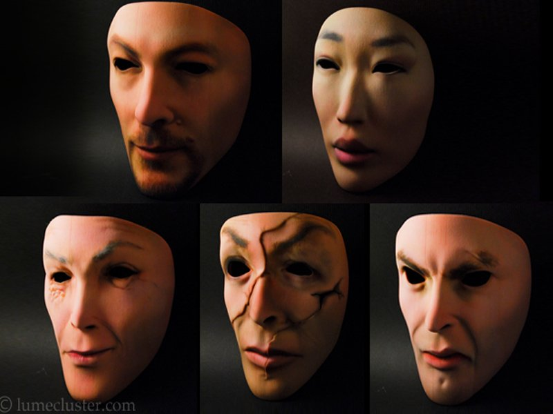ngs-work-with-masks-include-this-incredible-commission-for-a-music-video-she-created-3d-printed-masks-of-actor-norman-reedus-and-singer-jihae-for-the-video