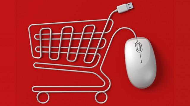 美国政府报告:线上销售已经达到地面综合购物体的70%,网购能抑制冲动消费
