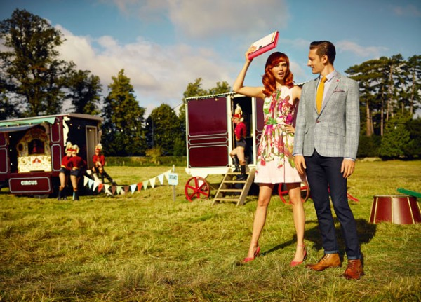 英国时装品牌 Ted Baker 2015年表现优异,利润增长 23.4%