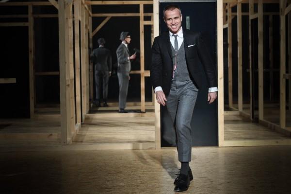 时尚大咖们支持的私募基金  Sandbridge 控股纽约设计师品牌 Thom Browne