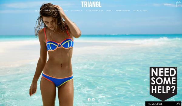 泳装成为电商新热点,详细解读美国五大互联网泳装创业品牌案例