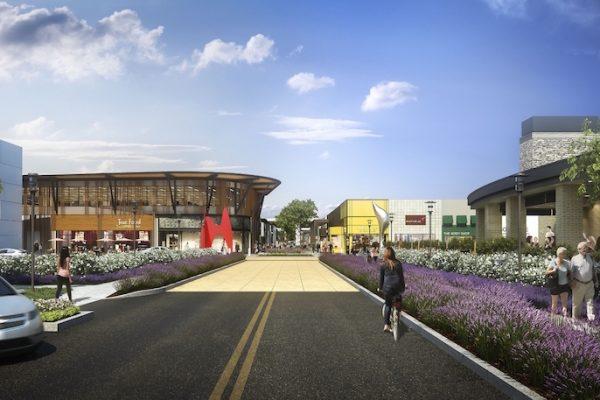 斯坦福购物中心成立 60周年,翻新旧址建造新楼提升零售环境