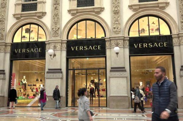 Versace 谨慎看待 2016年全年预测,欧洲本土及亚洲市场表现强劲