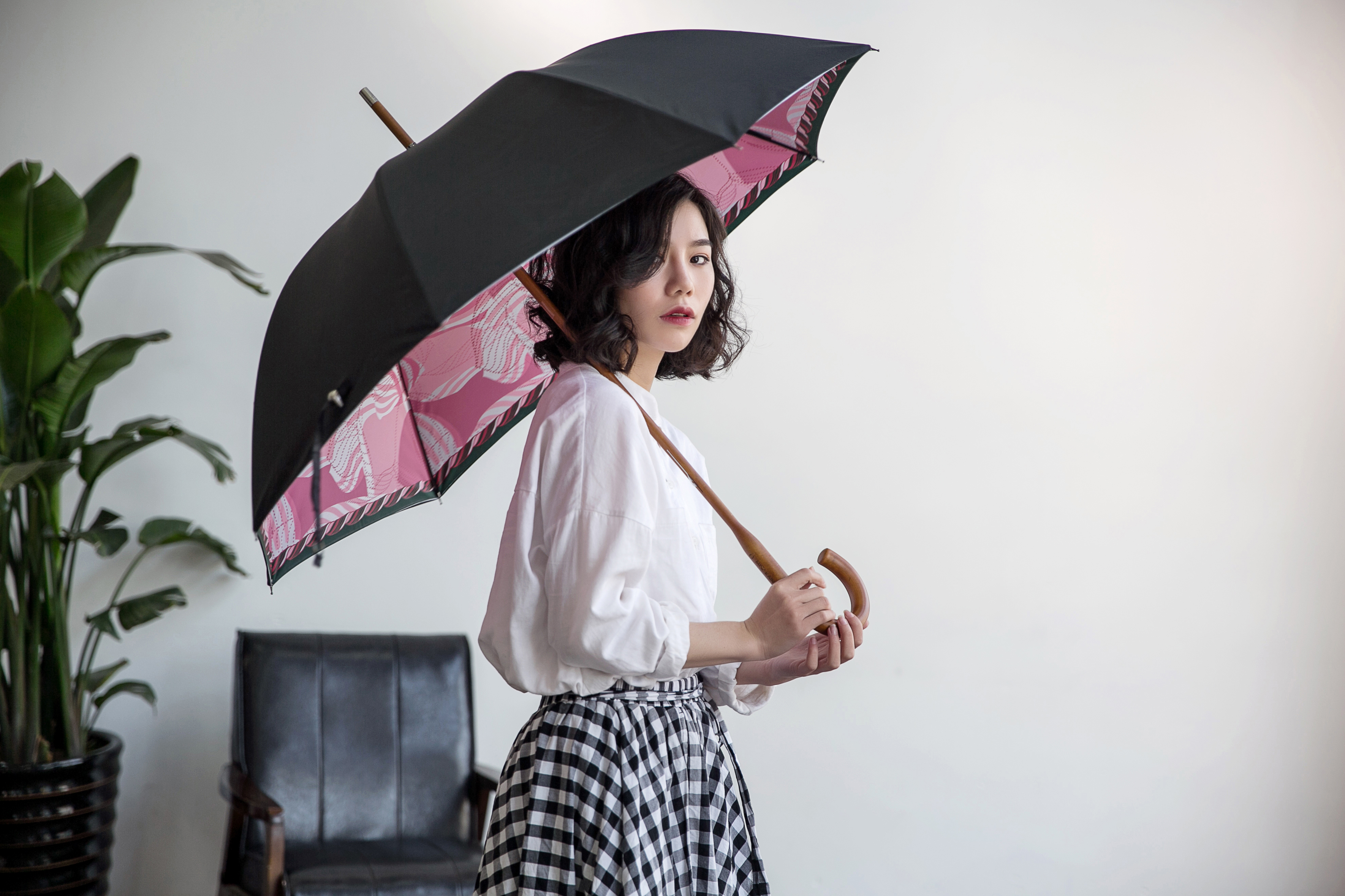 将英国雨伞和台湾设计师连线,华丽集首次促成三地两岸跨界合作