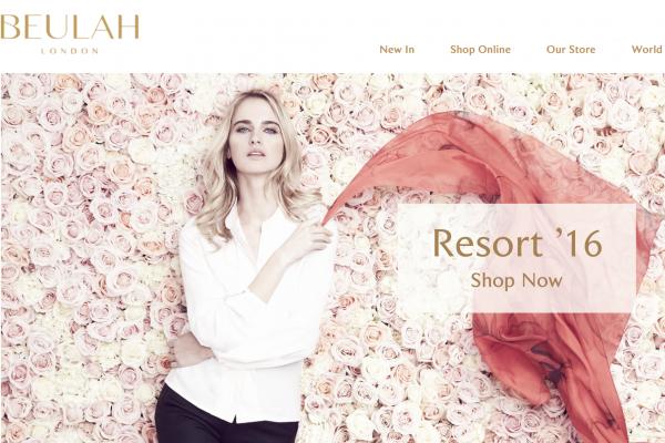 凯特王妃青睐的英国道德时尚品牌 Beulah London 获 50万英镑风险投资