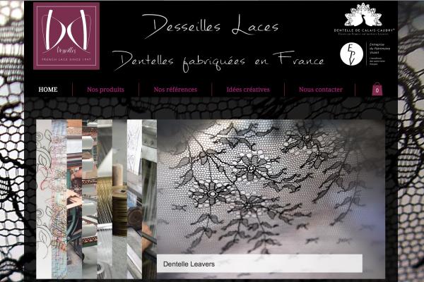 中国公司收购法国古法蕾丝生产商 Desseilles