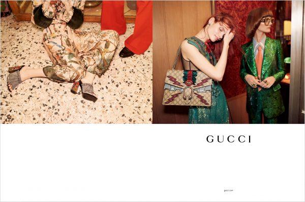 Kering集团2016年第一季度销售差强人意:Gucci增长放缓,BV依然低迷