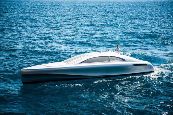 奔驰也下海了!首款豪华游艇 Arrow460-Granturismo 惊艳亮相