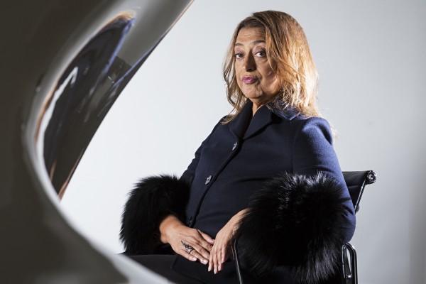 首位普利兹克奖女得主、伊拉克裔英国女建筑师 Zaha Hadid 去世
