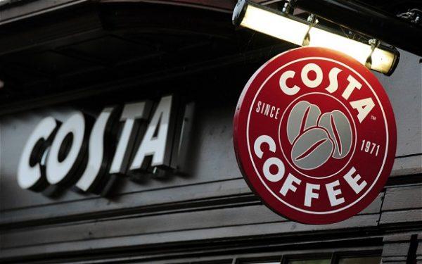 Costa 咖啡母公司2015年利润增长 12%,继续扩张英国和海外市场