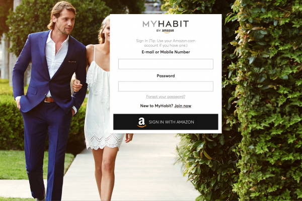 精简部门发力时尚品类,电商巨头亚马逊关闭旗下闪购网站 MyHabit