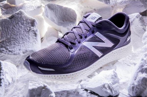 New Balance 首款 3D打印跑鞋即将发售,只生产了44双!