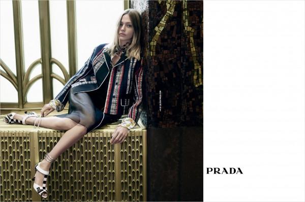 中国市场销售疲软,Prada集团 2015财年净利润下跌 26.6%