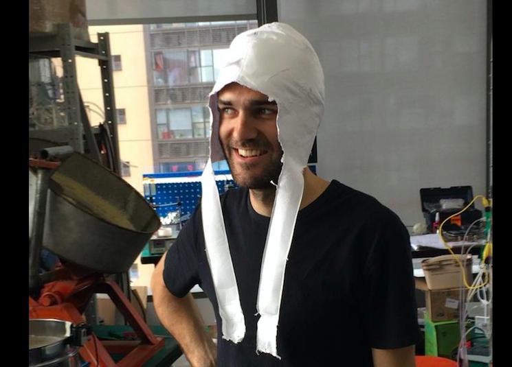 《华丽志》独家特写:Electroloom 让3D打印的衣服终于能舒适穿上身了!