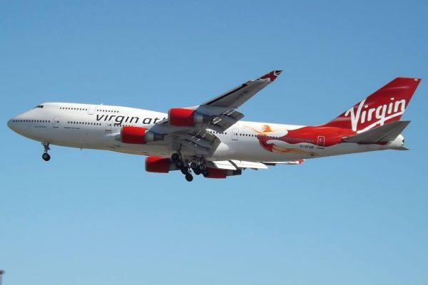 维珍航空首架波音 747飞机 Lady Penelope 退役出售,90万美元就能入手
