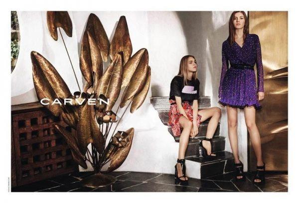 法国高级时装品牌 Carven 亚洲合作伙伴出任新 CEO,前艺术总监有望回归