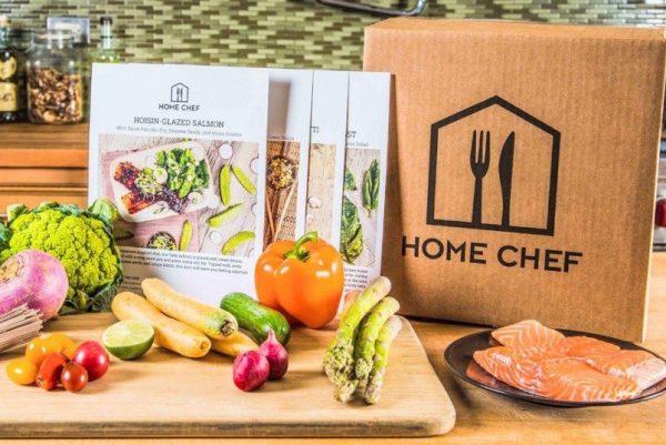 芝加哥食材配送公司 Home Chef 获 1000万美元 A轮投资