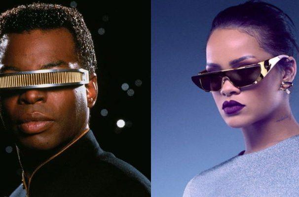 Dior 终于有了新设计师,她叫:Rihanna!