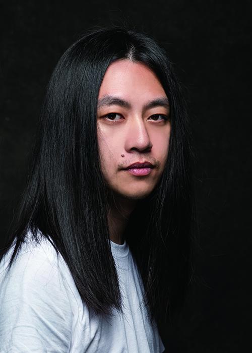 SHANGGUAN Zhe Portrait副本