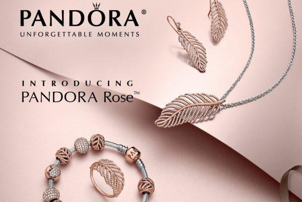 丹麦珠宝 Pandora 第一季度销售大涨 34%,提高全年预期