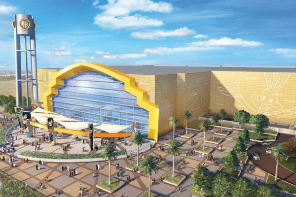 10亿美元打造的华纳兄弟主题公园和首家华纳兄弟酒店将落户阿布扎比