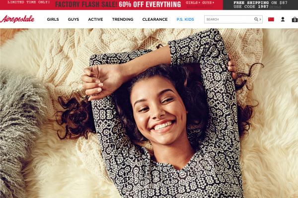 美国青少年服装零售商 Aéropostale 申请破产保护,品牌没落四大原因解析
