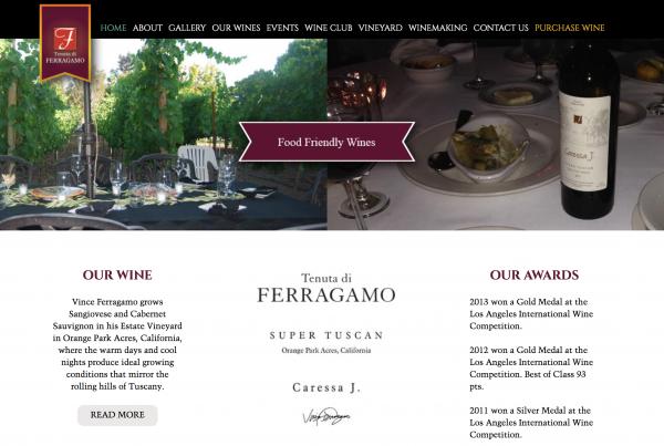 你就是姓 Ferragamo也不能随意用它!意大利 Ferragamo诉美国同名葡萄酒品牌侵权