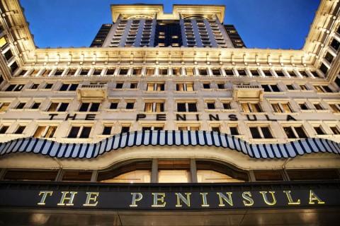 香港游客减少、旗舰店装修,拖累半岛酒店母公司2015年净利润下跌 12.7%