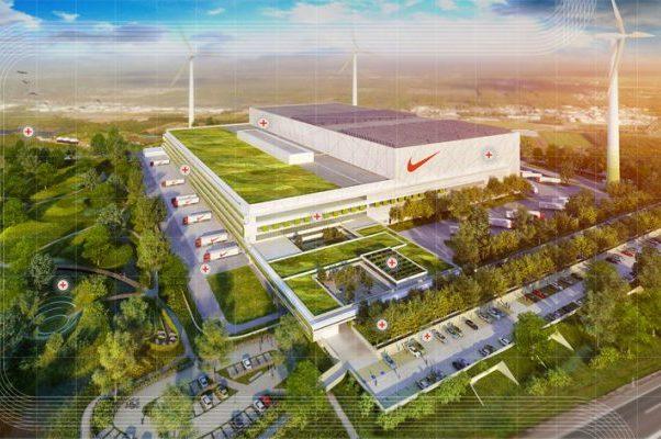Nike 欧洲物流园区落成,号称全球最先进的可持续供应链都有哪些看点?