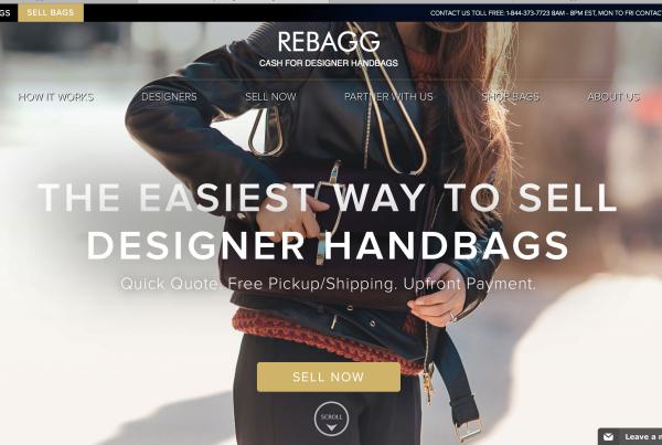 二手奢侈品手袋寄售网站 Rebagg 完成 800万美元 A轮融资