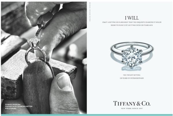 Tiffany 第一季度销售额下跌 7.4%,跌幅为八年以来最高