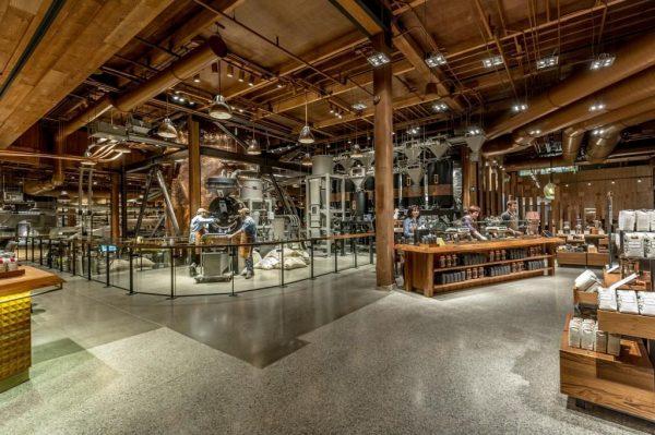 星巴克海外首家、全球最大的烘焙工坊式咖啡体验馆将落户上海,明年开业!