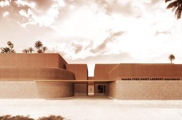 YSL 纪念馆即将落户摩洛哥的马拉喀什,设计方案曝光