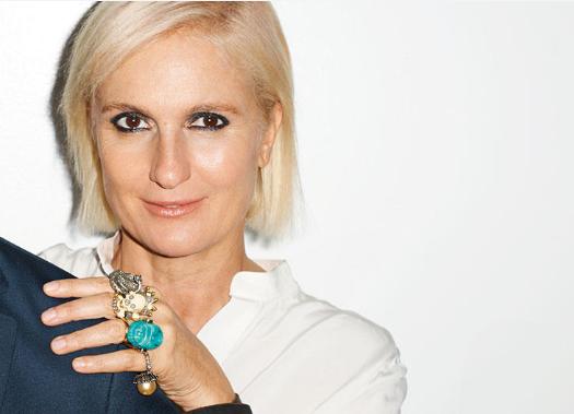 Dior 迎来史上第一位女创意总监!来自Valentino 的 Maria Grazia Chiuri
