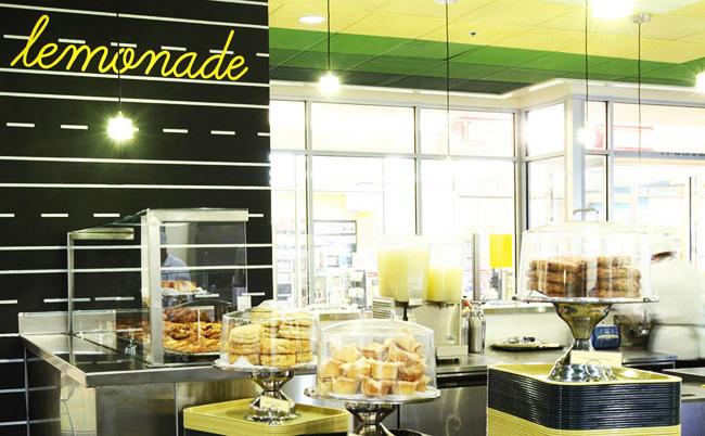 洛杉矶投资公司 Butterfly 投资休闲快餐连锁店 Lemonade